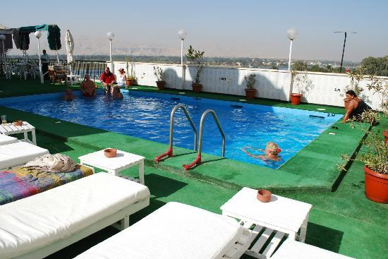 Saint Joseph Hotel: Swimming Pool
