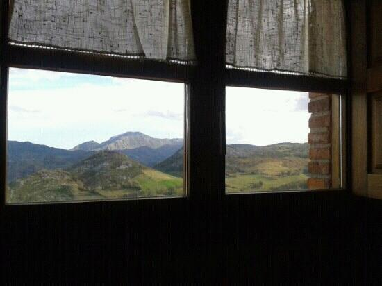 El Rexacu: view from the room
