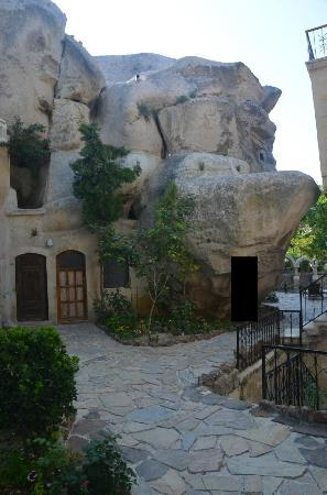 Gamirasu Cave Hotel: Gamirasu