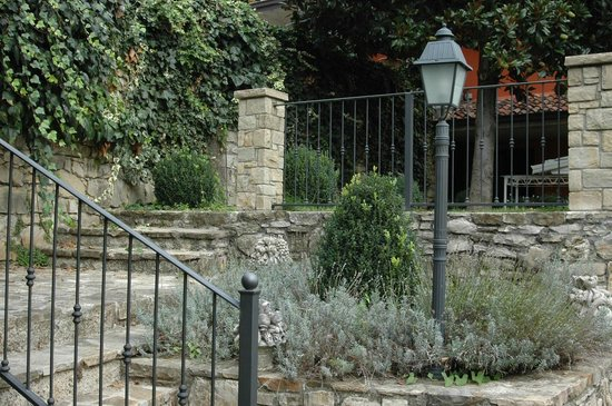 Villa Luna: giardino