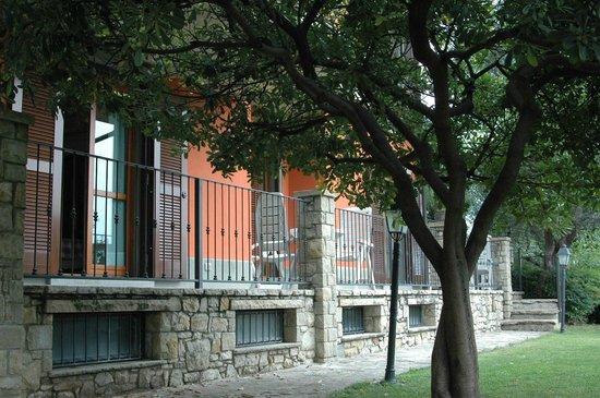 Villa Luna: esterno camera