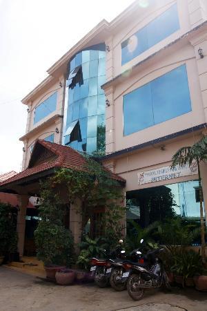 กรีนพาร์ควิลเลจ เกสต์เฮาส์: Hotel