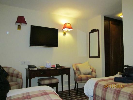 The Roman Camp Inn: Bedroom 12