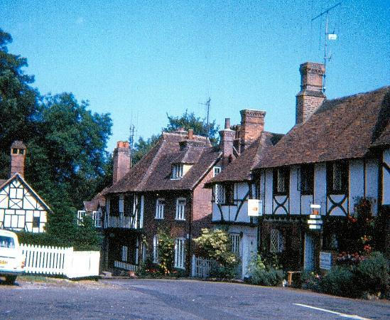 Chilham United Kingdom  city pictures gallery : pub in Chilham village Picture of Chilham Village, Chilham ...
