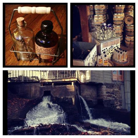 Tuthilltown Spirits: Distillery