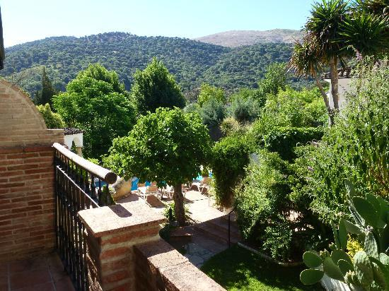 Molino del Santo: Great Views to the Mountains