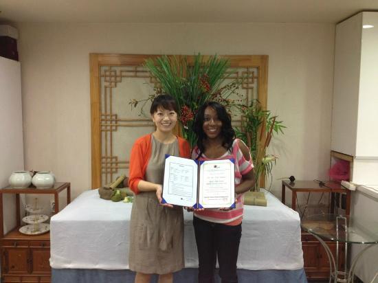 Food & Culture Academy : My Certificate