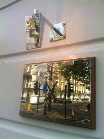 Dorset Square Hotel: Front