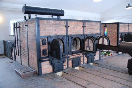 Buchenwald: ovens