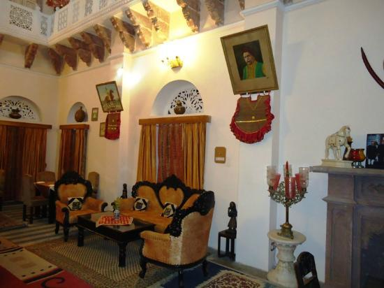 The Kothi Heritage: Common area