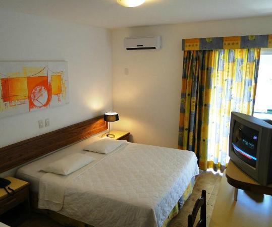 Sarana Praia Hotel: Apto Duplo