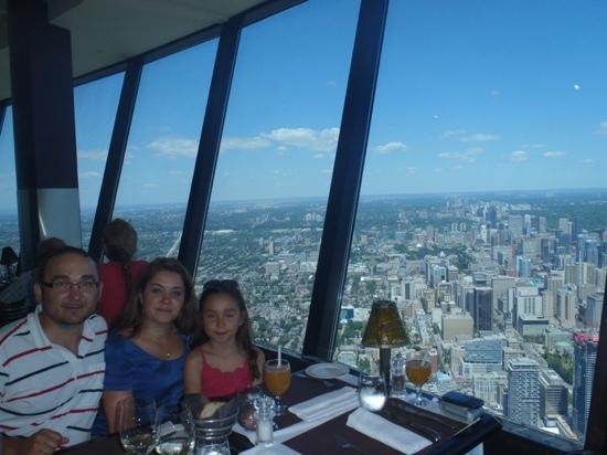 Superb View Fotograf 237 A De 360 The Restaurant At The Cn Tower Toronto Tripadvisor