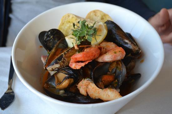 Ic-cima: mixed seafood