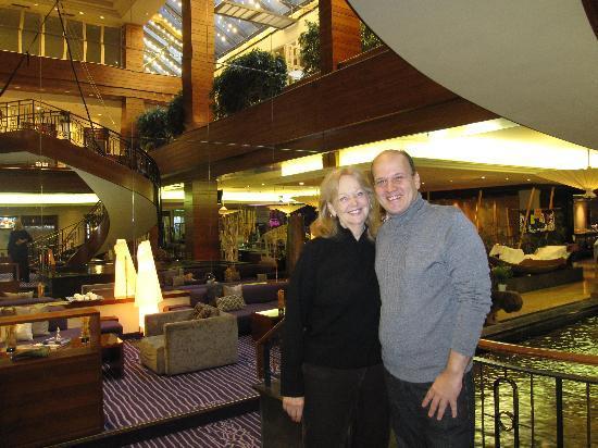 Renaissance Zurich Hotel: lobby