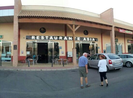 Restaurante Asia (San Javier - Murcia)