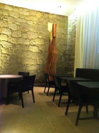 Carris Porto Ribeira: Restaurante Forno Velho