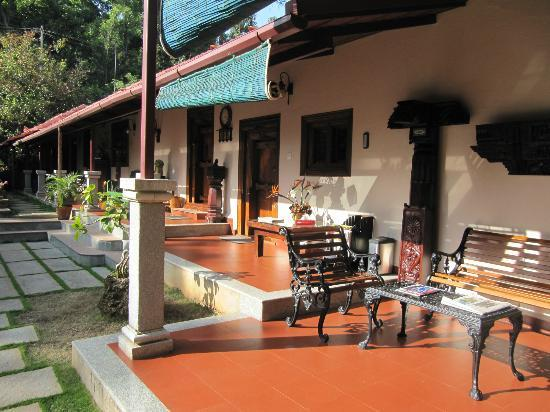 Thotadhahalli Home Stay : View from Entrance