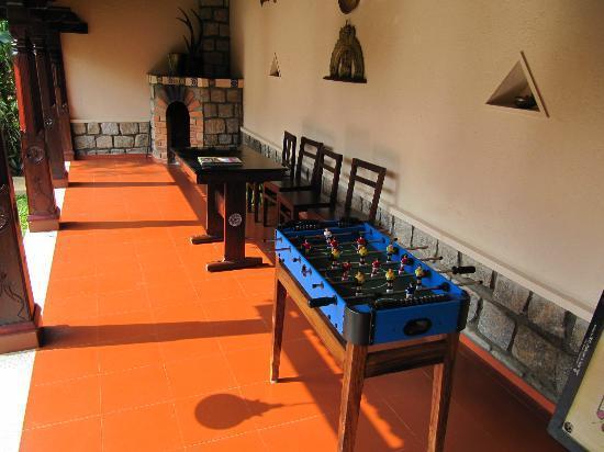 Thotadhahalli Home Stay : Play Area