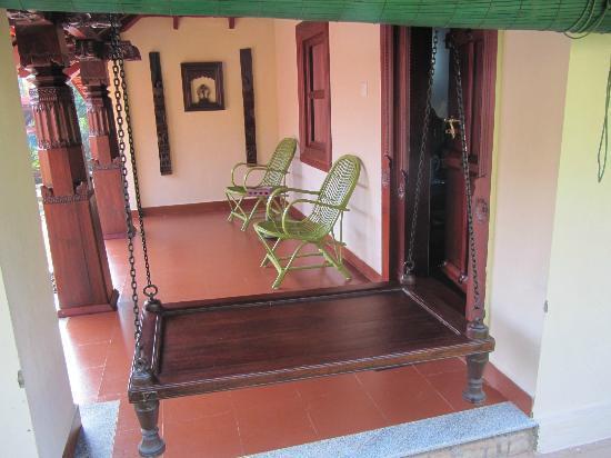 Thotadhahalli Home Stay : Outside of Room