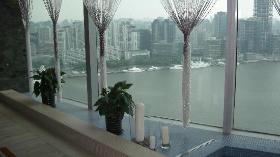 Grand Kempinski Hotel Shanghai: Spa.