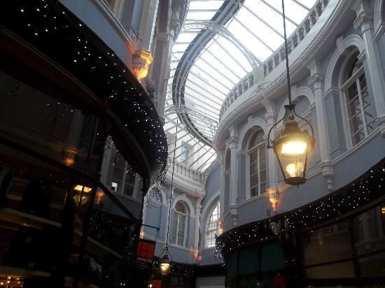 Royal Arcade: vista