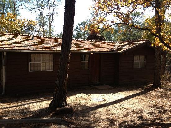 Bastrop State Park: Cabin 9