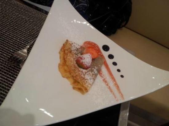 Design Hotel Josef Prague: Extra zum Frühstück - Pancake