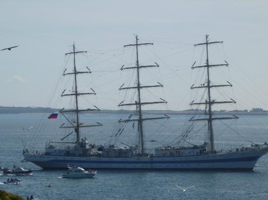 Travelodge Waterford : Tall Ships