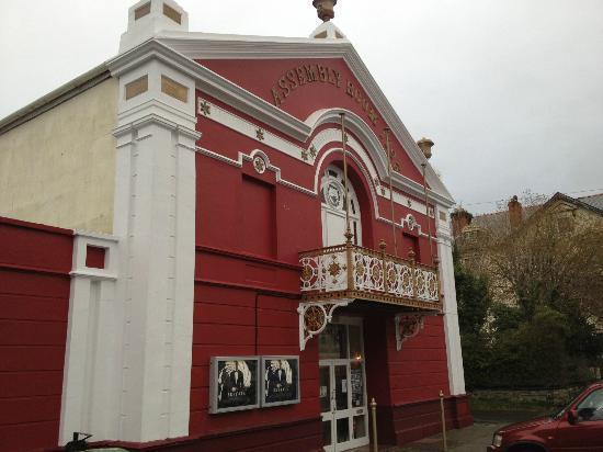 Magic Lantern Cinema Tywyn: renovated