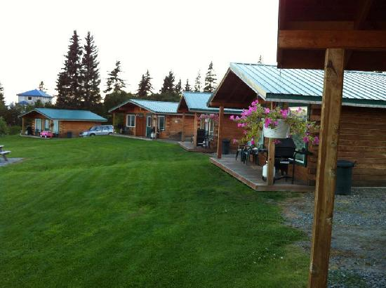 Glacier View Cabins