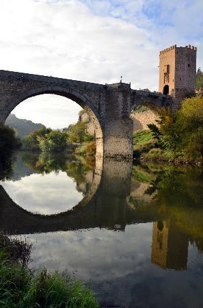 Alcantara Bridge : Bridge