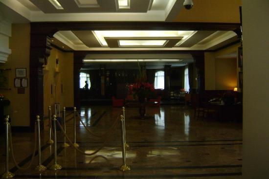 Casa Dann Carlton Hotel & SPA: Lobby do hotel