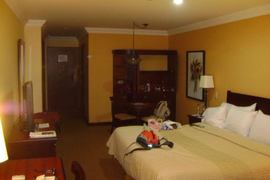 Casa Dann Carlton Hotel & SPA: Apto muito amplo