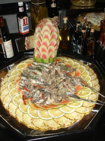 Iberostar Bavaro Suites: Dinnertime!