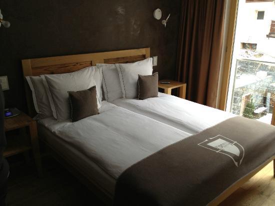 Hotel Firefly: Schlafzimmer mit Tempur Matratzen