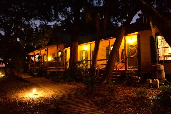 The Lodge on Little St. Simons Island: Night