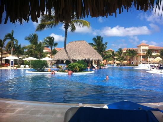 Grand Bahia Principe Punta Cana: one of the many pools!