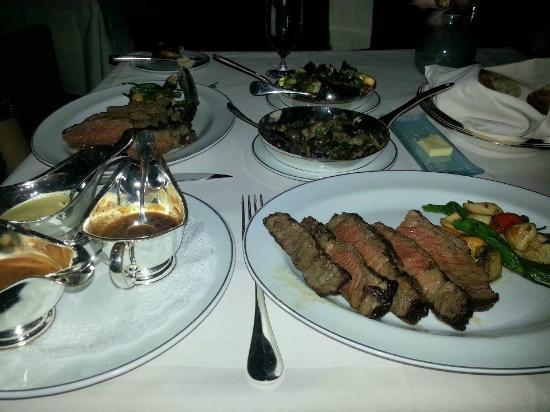 Prime Bellagio Menu >> menu - Picture of Prime Steakhouse, Las Vegas - TripAdvisor