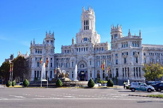 Backdrop - Picture of Fuente de Cibeles, Madrid - TripAdvisor
