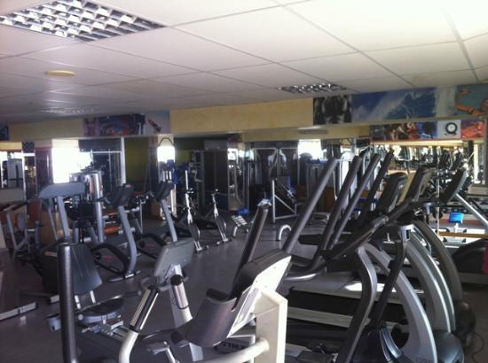 Olympic Beach Gym : cardio