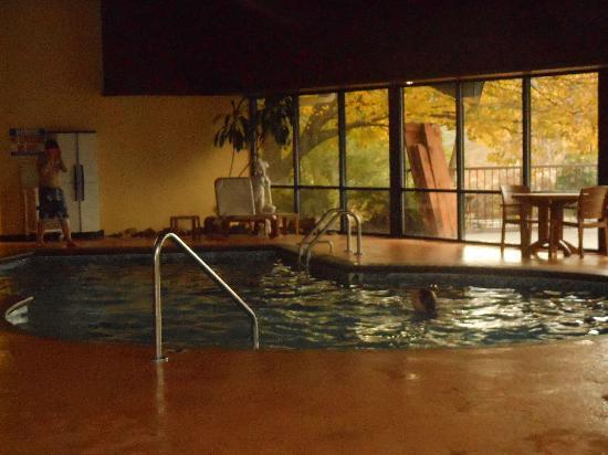 Quality Inn & Suites River Suites: pool area