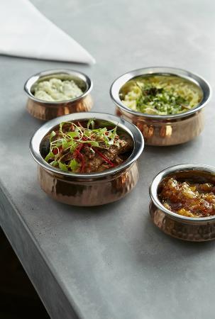 South Place Hotel: Kashmiri Curry