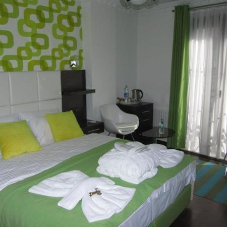 Kumru Hotel: standard room