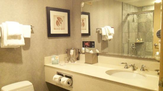New York - New York Hotel & Casino: Bagno