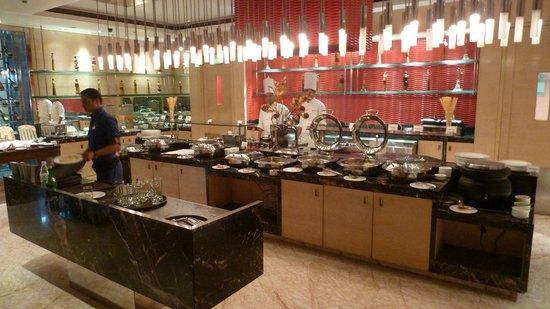 Radisson Blu Marina Connaught Place: Breakfast!