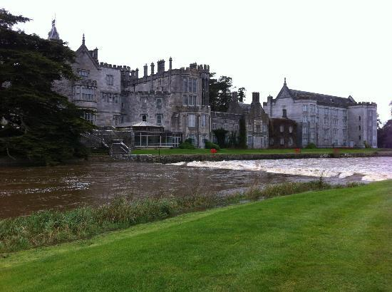 Adare Manor: View from the River