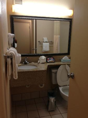 Holiday Isle Oceanfront Resort: Bathroom