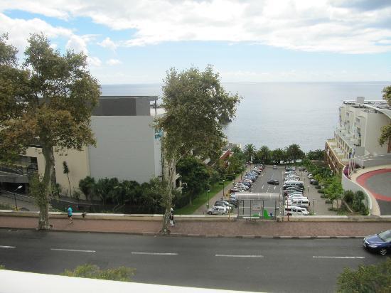 Alto Lido Hotel: Vista da Varanda