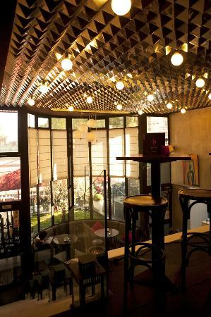 First Avenue Restaurant & Bar : La mezzanine