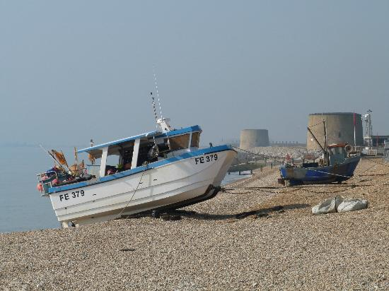 Fisherman's Beach, Hythe